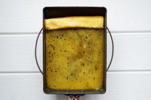 卵焼き器でクレープ